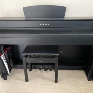 電子ピアノ 美品 YAMAHA  CLP-635B 2017年製