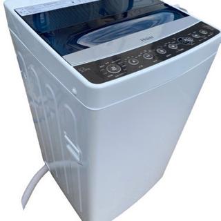 2018年製 ハイアール JW-C55A K [全自動洗濯…