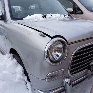ダイハツ ミラジーノ 4WD AT車