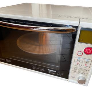 2010年製 シャープ RE-S20C-W [オーブンレンジ(20L) ホワイト系](117k)の画像