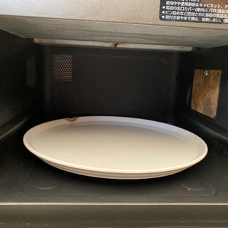 2010年製 シャープ RE-S20C-W [オーブンレンジ(20L) ホワイト系](117k) - 名古屋市