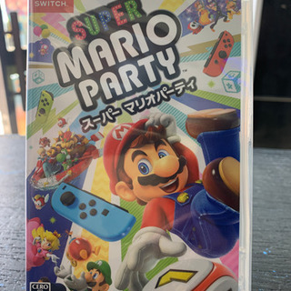 新品 未開封 スーパー マリオパーティ - Switch …