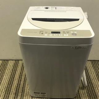 ☆122596☆シャープ 4.5kg洗濯機 16年製☆