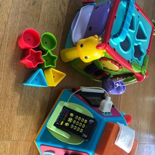 知育玩具2個セット