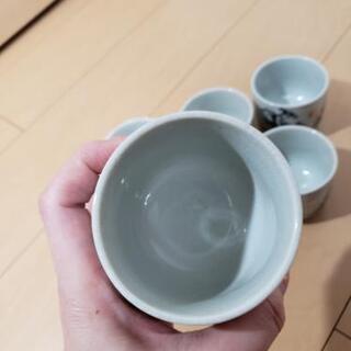 九谷焼 湯飲み 5点セット - 生活雑貨