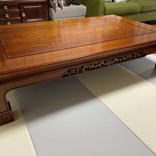 座卓 和座卓 ちゃぶ台 ローテーブル
