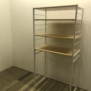011614☆キッチンラック 収納棚☆