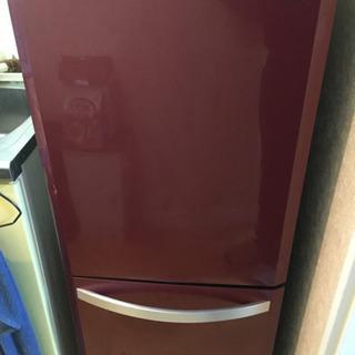 冷凍冷蔵庫 Haier JR-NF140H 138L【2014年製】