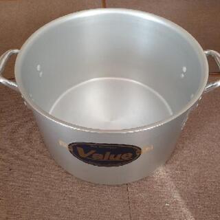 業務用 アルミ製国産寸胴鍋 33cm