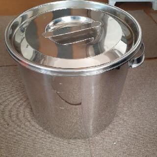 新品 業務用ステンレス製 寸胴鍋 30cm