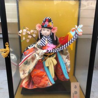 三月飾り 日本人形 舞踊人形