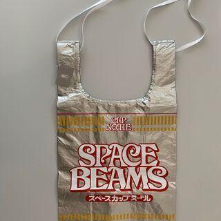 日清カップヌードル × BEAMS / Tote Bag