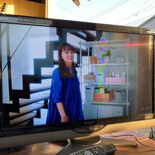 お薦め品‼️激安‼️シャープ32インチ 液晶テレビ2010年