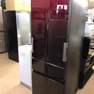 シャープ!!! 両開き!!! 最高峰420リッター冷蔵庫!!! ...