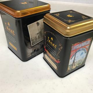 Janatの紅茶缶