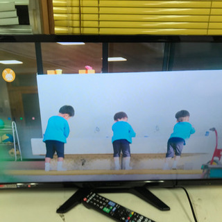 011801☆オリオン 32型液晶テレビ 17年製☆