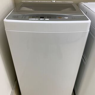 洗濯機 アクア AQUA AQW-GS50H(W) 2020年製...