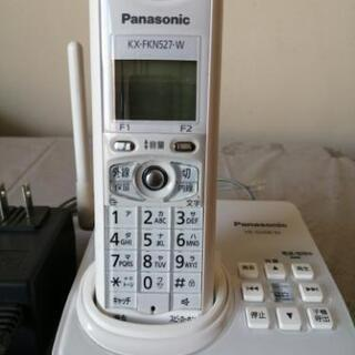 Panasonic コードレス  電話機 ❬ジャンク品❭