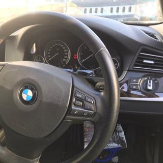 【値下げ】BMWディーラー車 523dラグジュアリー 車検あり ...