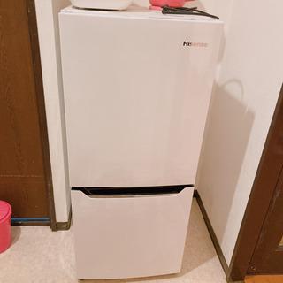 ハイセンス130L 冷蔵庫