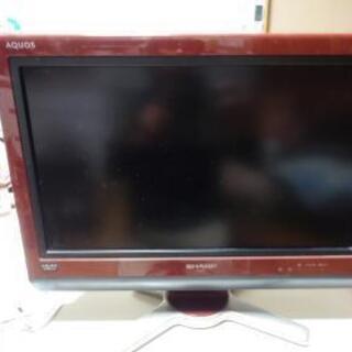 LC-20D30 AQUOS20型テレビ 交渉可