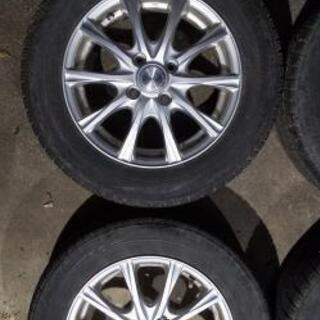 スタッドレスタイヤ VRX 175/65R14 100×4