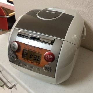 【中古】2007年製 マイコン炊飯器「RC-10NMD」5.5合炊き