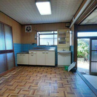 【入居者さん、決まりました!】風呂なしですがシャワールーム付けれます!尼崎市にあるちょうどいい平屋の一軒家! - 賃貸(マンション/一戸建て)