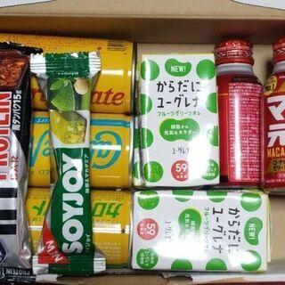 カロリーメイト、からだにユーグレナ、マカ、栄養補助食品セット