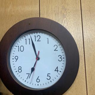 ニトリ カントリーテレビ台&時計