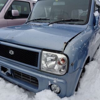 スズキ アルトラパン 4WD