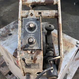値下げ★ジャンク品★ダイデン ムーブ350 半自動溶接機 CR-M351 350A CO2/MAG 200V - その他