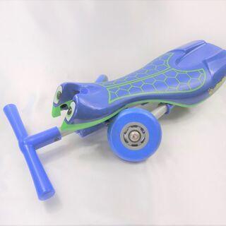 【子供】おもちゃ 折り畳み 三輪車 小さく折りたためて便利♪