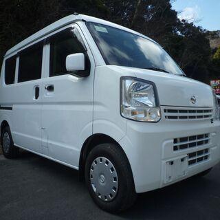 (ID2871)軽バン専門店在庫50台 55万円 日産 N…