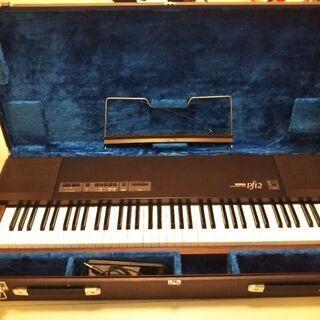 YAMAHAキーボードピアノpf12