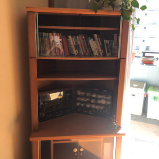 テレビボード飾り棚