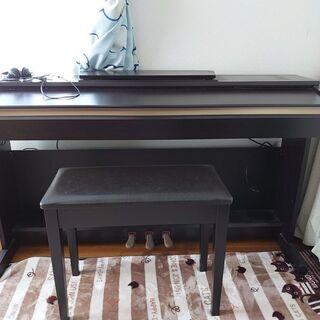 YAMAHA 電子ピアノ ARIUS YDP-160 (ヘッドフ...