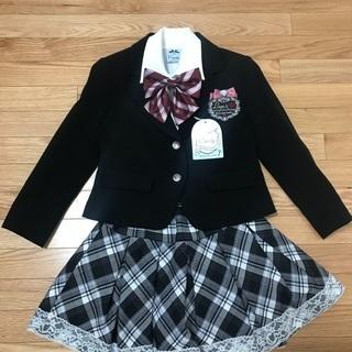 卒園式 入学式 女の子 フォーマルスーツ 120サイズ 美品