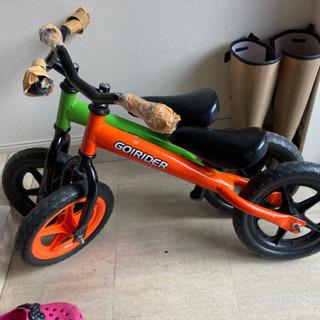 Go rider キックバイク(^^)