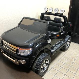 子供向け電動乗用ラジコンカー