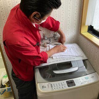 【洗濯機分解洗浄 12,800円から】分解洗浄で内部のカビ徹底除...