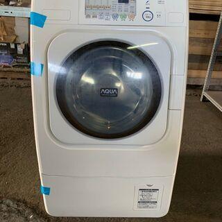 2009年製 SANYO 9.0kgドラム式洗濯機 AWD…