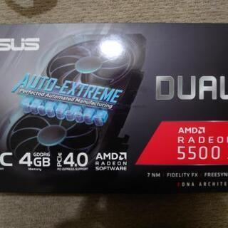 ASUS AMD RX 5500 XT
