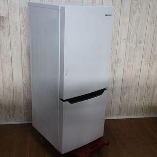 ハイセンス 2ドア冷凍冷蔵庫   18年製 HR-D15C…