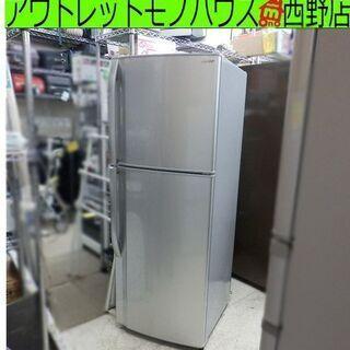 冷蔵庫 228L 2010年製 シャープ SJ-23S-S…