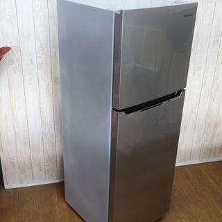 ハイセンス 2ドア冷凍冷蔵庫 16年製 HR-B2301 …