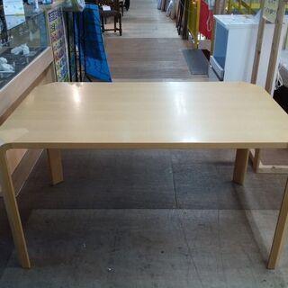 【店舗同時販売中】 天童木工 乾三郎 曲げ木 ダイニングテーブル...