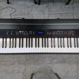 電子ピアノ Roland ローランド FP-7 2007製 動作...