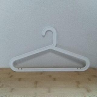 〈IKEA〉ハンガー・20本の画像
