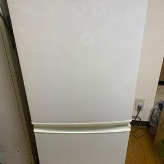 冷蔵庫 137L SHARP 2008年製
